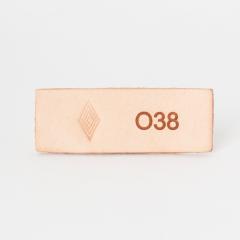 日本ELLE印花工具 O38