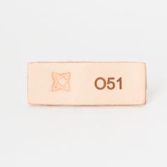 日本ELLE印花工具 O51