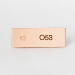 日本ELLE印花工具 O53