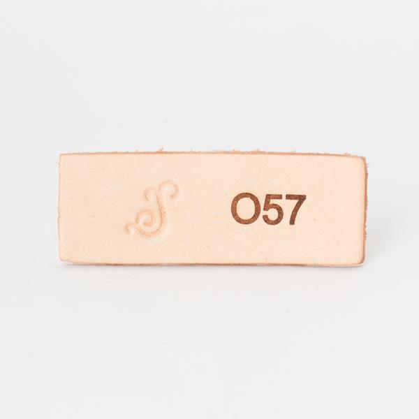 日本ELLE印花工具 O57