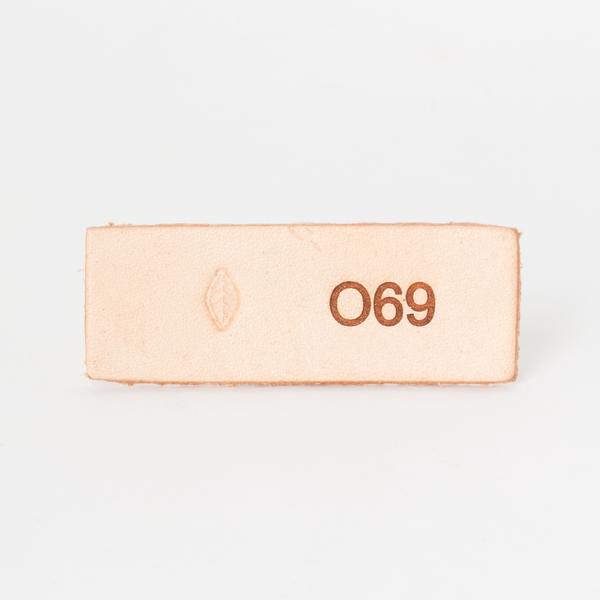 日本ELLE印花工具 O69