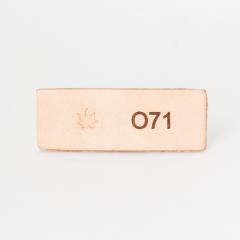 日本ELLE印花工具 O71 售完為止