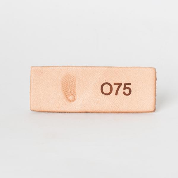 日本ELLE印花工具 O75