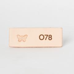 日本ELLE印花工具 O78 售完為止