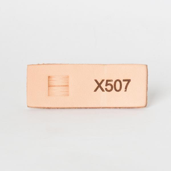 日本印花工具 X507