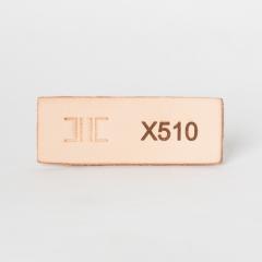 日本印花工具 X510