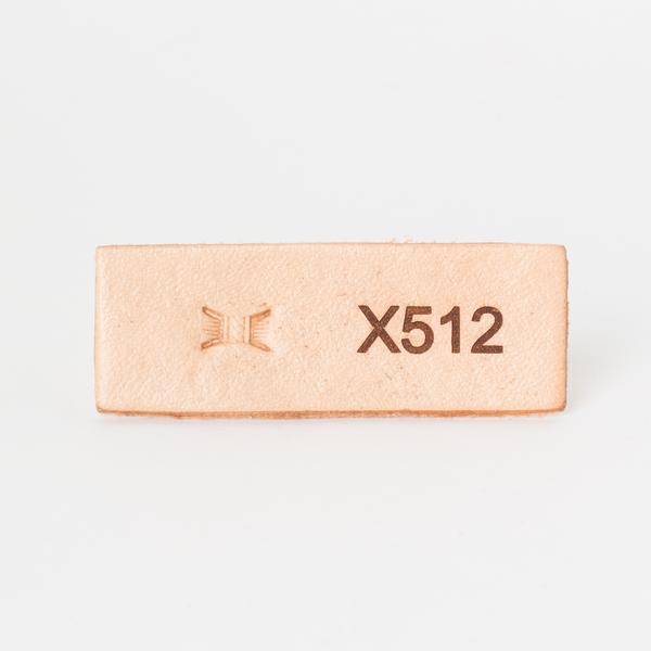 日本印花工具 X512