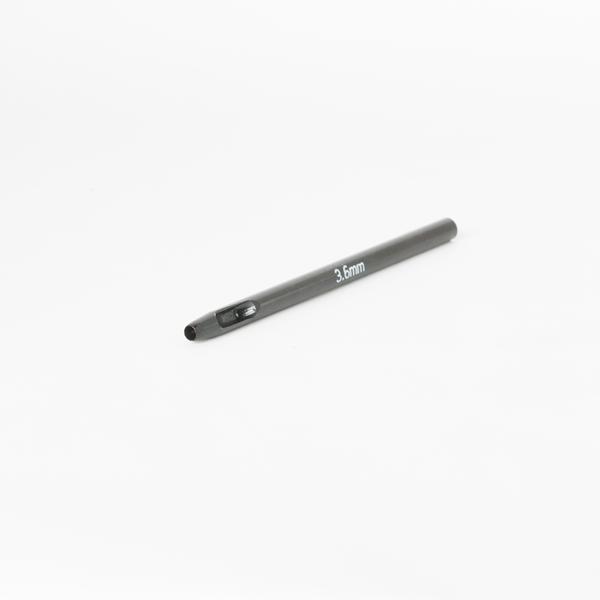 丸斬電鍍 12號 3.6mm
