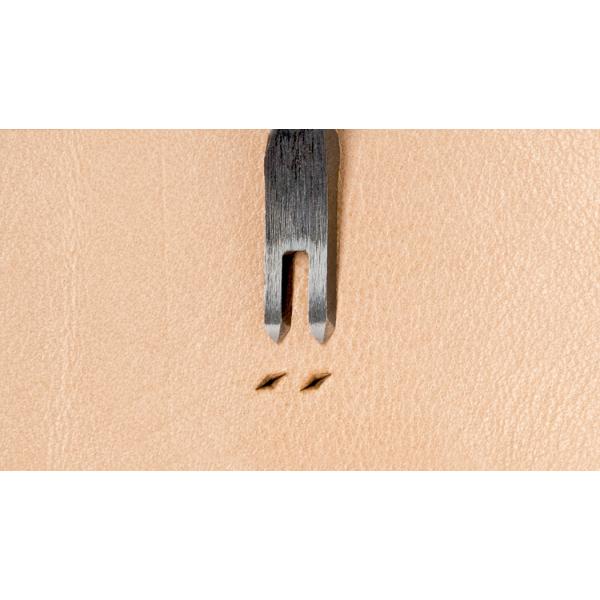 日製E 雙菱斬 孔2.0mm/間距4mm