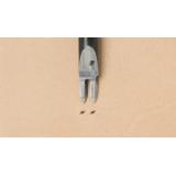日製印地安雙菱斬 孔2.0mm/間距4mm