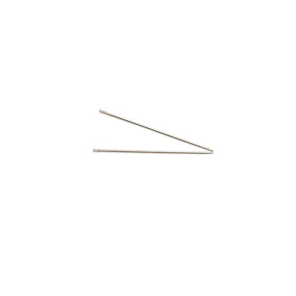 Sewing Needle Thin Short 5 Pcs.