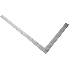 不鏽鋼寬版蝕刻角尺 500*250mm 不二價