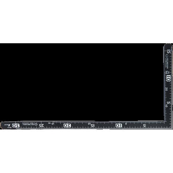 日製L型規尺 30cm