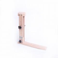 木製旋鈕式手縫夾皮器42x45x12cm