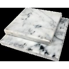 大理石板 灰白 25x25x3cm 不二價