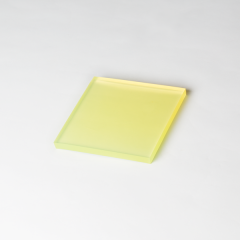 Soft Rubber Pound Board (S) 15x15x1.2cm