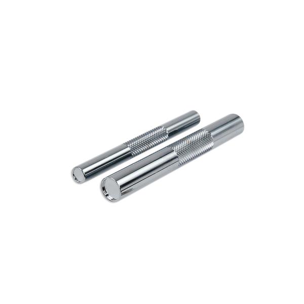 Flat Rivet Setter Plated 4.5mm
