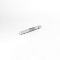 Flat Rivet Setter Plated 8.0mm