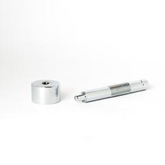 環釦斬 電鍍 15mm