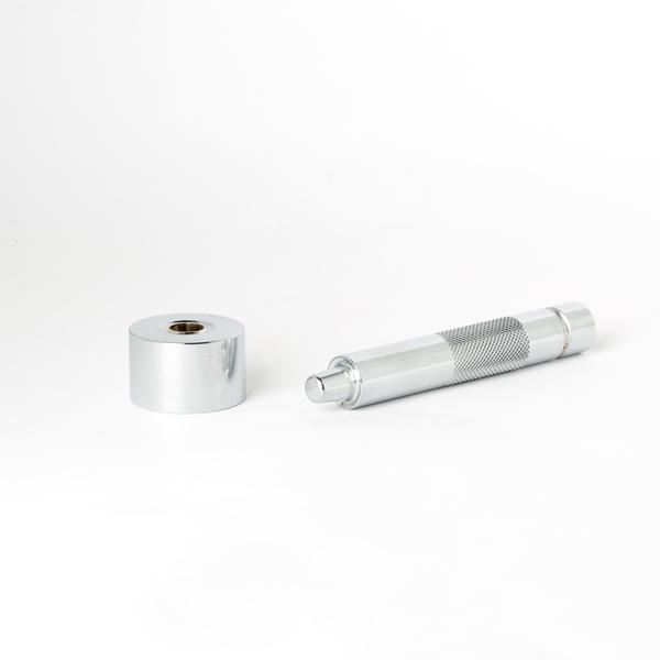 環釦斬 電鍍 17mm