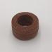 印地安手縫麻線捲 棕色 含蠟 中細 0.5mmX35m