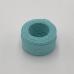 印地安手縫麻線捲 粉藍色 含蠟 中細 0.5mm*35m