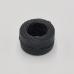 印地安手縫麻線捲 黑色 含蠟 中細 0.5mm*35m