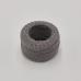 印地安手縫麻線捲 鼠色 含蠟 中細 0.5mm*35m