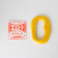 Linen Thread Yellow (M) 20/3 30M
