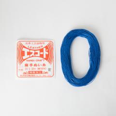 手縫麻線 藍 中細 20/3 30m