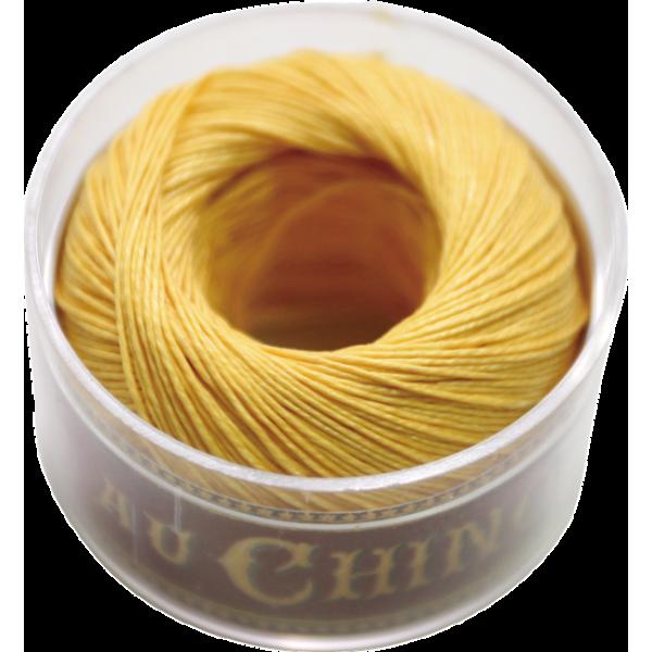 小法薩林麻臘線S40 81#363 Yellow黃 0.45mmx50m 不二價
