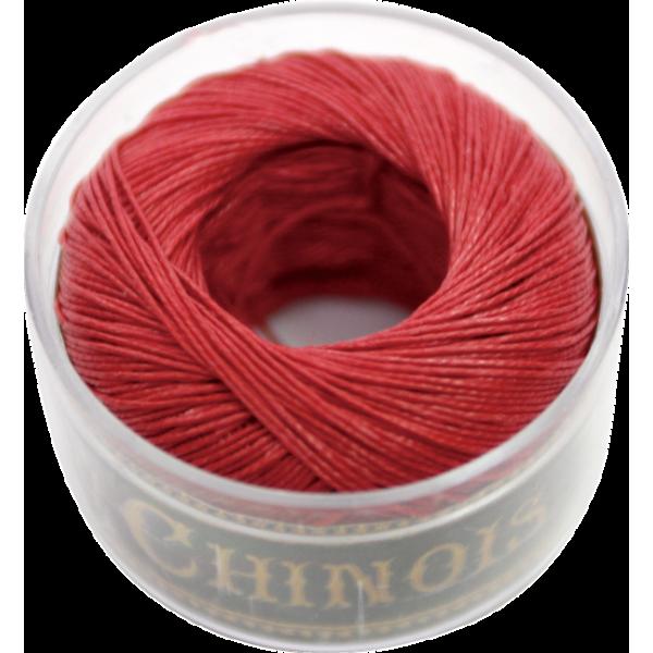 小法薩林麻臘線S40 6#525 Red紅 0.45mmx50m 不二價
