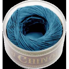 小法薩林麻臘線S40 73#735 Turquoise寶石藍 0.45mmx50m 不二價