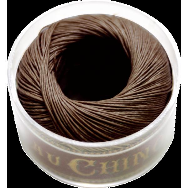 小法薩林麻臘線S40 22#205 Havana咖啡 0.45mmx50m 不二價