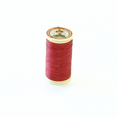 Fil Au Chinois Waxed Linen Thread #525 Red 0.45mmx30m