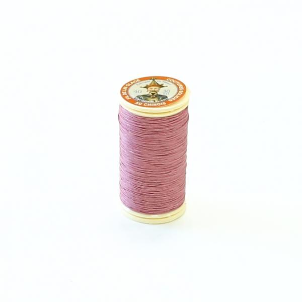 小法薩林麻臘線捲 #600 Old Pink古粉 0.45mmx30m 不二價