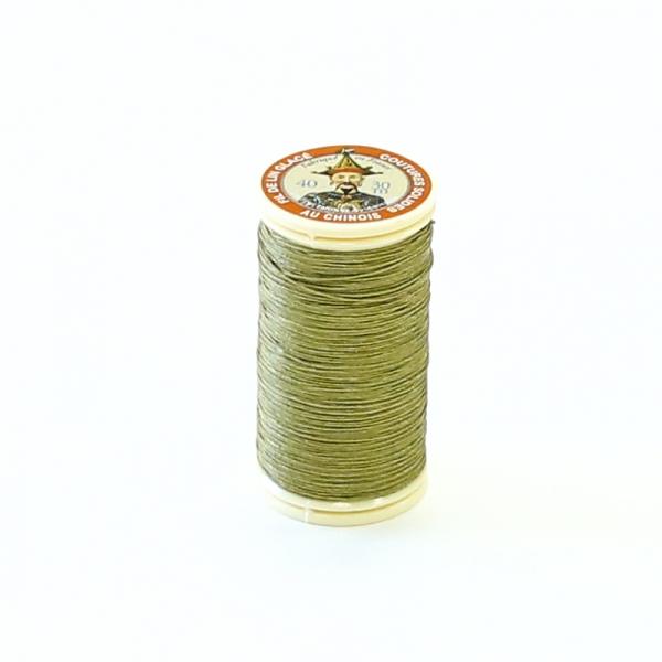 小法薩林麻臘線捲 #848 YellowGreen黃綠 0.45mmx30m 不二價