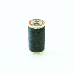 Fil Au Chinois Waxed Linen Thread #894 Dark-Green 0.45mmx30m