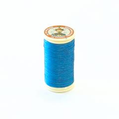 小法薩林麻臘線捲 #735 Turquoise寶石藍 0.45mmx30m 不二價