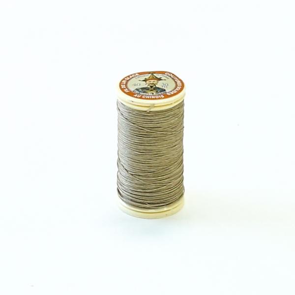 小法薩林麻臘線捲 #282 Gabardine卡其 0.45mmx30m 不二價