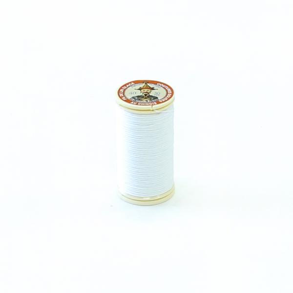 小法薩林麻臘線捲 #100 White白 0.45mmx30m 不二價