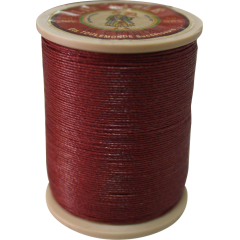 Fil Au Chinois Waxed Linen Thread 332 61#425 Brick 0.77mmX133M