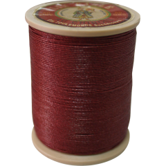 Fil Au Chinois Waxed Linen Thread 532 #425 Brick 0.57mmX250M