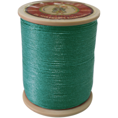 Fil Au Chinois Waxed Linen Thread 532 #750 Peacock 0.57mmX250M