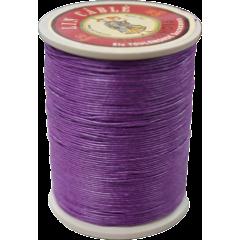 Fil Au Chinois Waxed Linen Thread 532 #218 Violet 0.57mmX250M