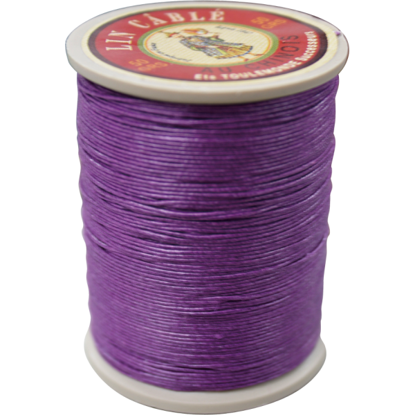 532法薩林麻臘線 #218 Violet紫 0.57mmx250m 不二價
