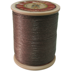 Fil Au Chinois Waxed Linen Thread 532 #298 Lichen 0.57mmX250M