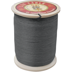 Fil Au Chinois Waxed Linen Thread 532 #872 Ardoise 0.57mmX250M