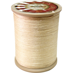 Fil Au Chinois Waxed Linen Thread 532 #105 Natural 0.57mmX250M