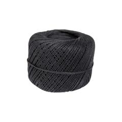 手縫仿棉尼龍線捲 黑 225g 含蠟 不折扣